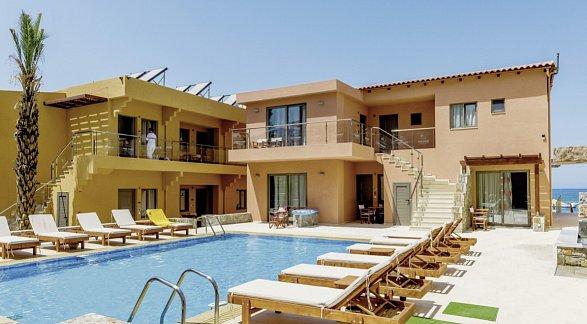 Hotel High Beach, Griechenland, Kreta, Mália, Bild 1