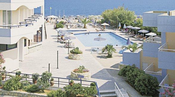 Hotel Kathrin Beach, Griechenland, Kreta, Rethymnon, Bild 1