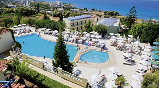 Hotel Rethymno Mare Resort - Rethymno Mare, Griechenland, Kreta, Skaleta