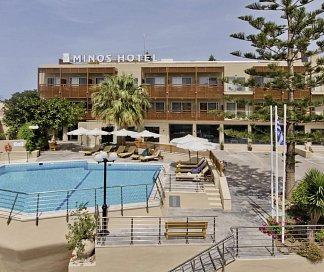 Hotel Minos, Griechenland, Kreta, Rethymnon, Bild 1