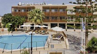Hotel Minos, Griechenland, Kreta, Rethymnon