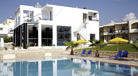 Rethymno Residence Hotel & Suites, Griechenland, Kreta, Adelianos Kambos, Bild 1