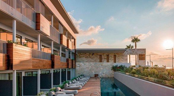 Hotel Ikones Seafront Luxury Suites, Griechenland, Kreta, Rethymnon, Bild 1