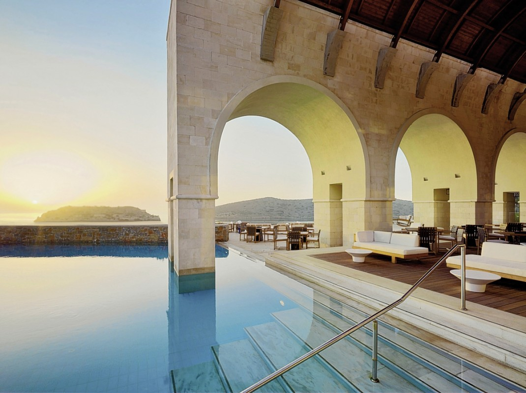 Hotel Blue Palace, a Luxury Collection Resort and Spa, Creta, Griechenland, Kreta, Elounda, Bild 1