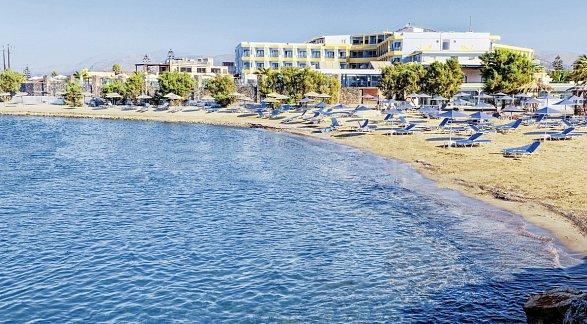 Hotel Aphrodite Beach, Griechenland, Kreta, Gouves, Bild 1