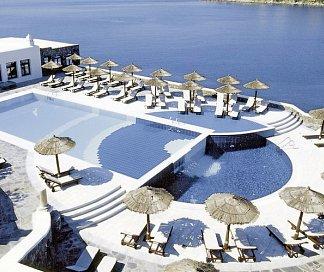 Hotel Petasos Beach Resort & Spa, Griechenland, Mykonos, Platys Yialos, Bild 1