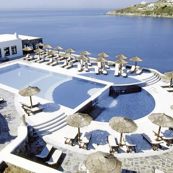 Hotel Petasos Beach Resort & Spa, Griechenland, Mykonos, Platys Yialos