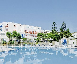 Hotel Kamari, Griechenland, Mykonos, Platys Yialos, Bild 1
