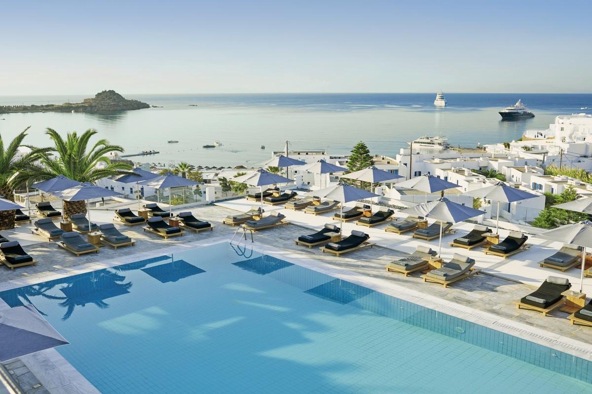 Hotel Myconian Ambassador Thalasso Spa, Griechenland, Mykonos, Platys Yialos