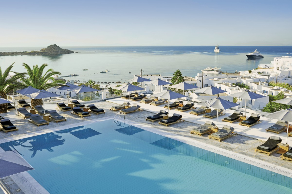 Myconian Ambassador Hotel Relais & Chateaux, Griechenland, Mykonos, Platys Yialos