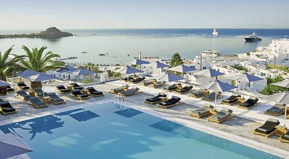 Myconian Ambassador Hotel Relais & Chateaux, Griechenland, Mykonos, Platys Yialos, Bild 1