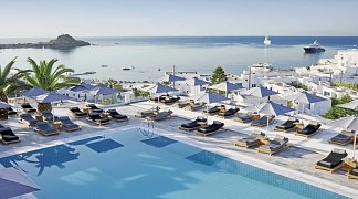 Myconian Ambassador Relais & Chateâux Hotel, Griechenland, Mykonos, Platys Yialos