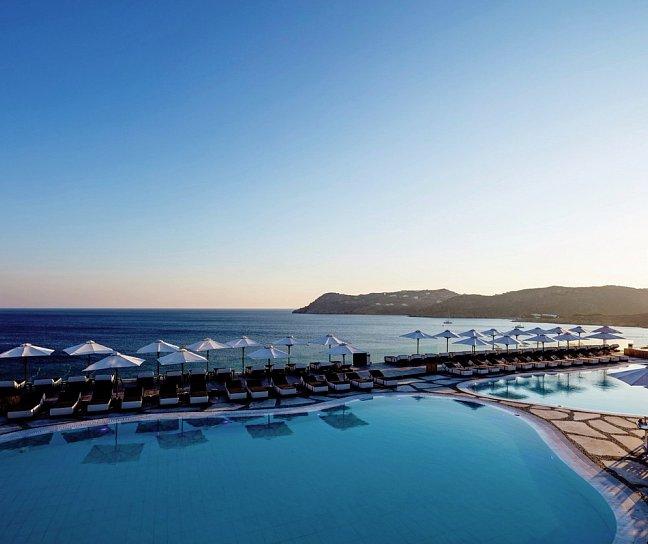 Hotel Myconian Imperial Resort, Griechenland, Mykonos, Elia Beach, Bild 1