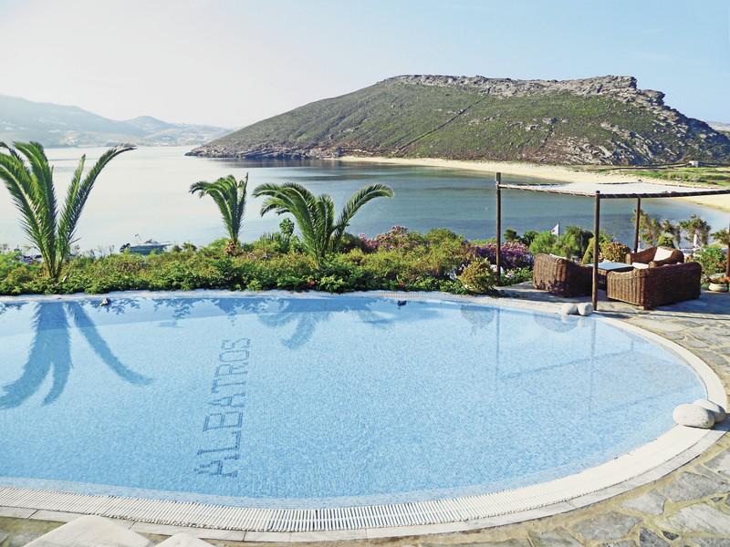 Hotel Albatros, Griechenland, Mykonos, Panormos, Bild 1
