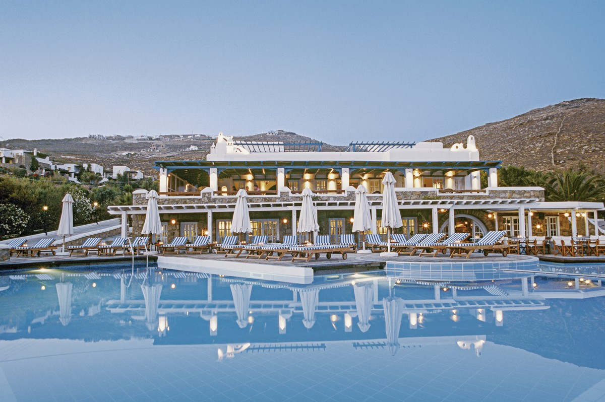 Hotel San Marco, Griechenland, Mykonos, Houlakia Bay, Bild 1