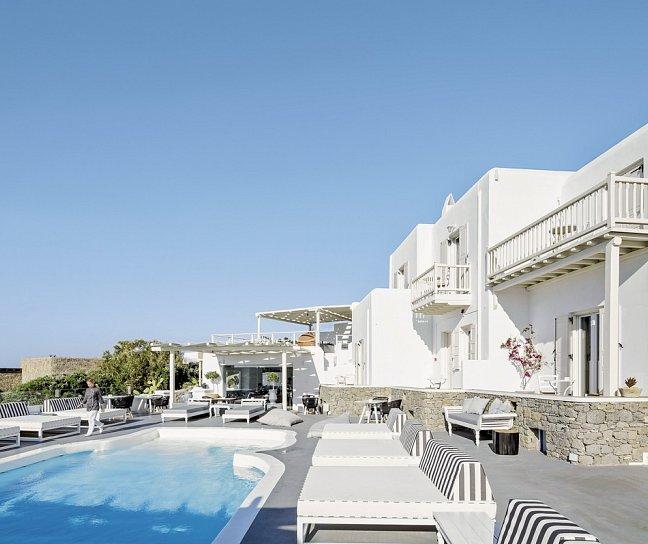 Hotel Princess of Mykonos, Griechenland, Mykonos, Agios Stefanos, Bild 1