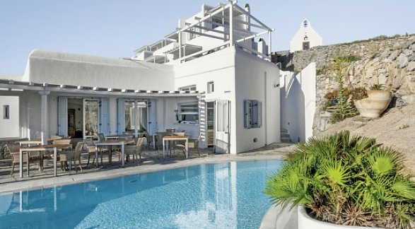 Hotel Deliades, Griechenland, Mykonos, Ornos, Bild 1