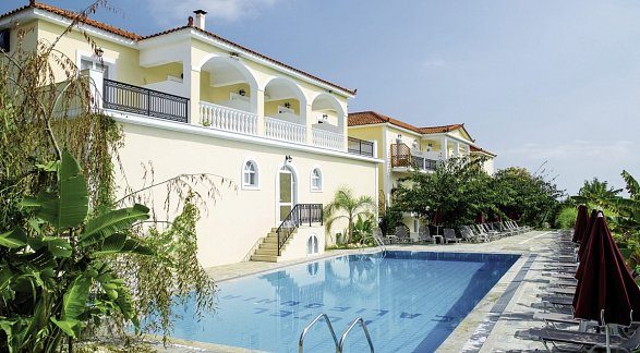 Hotel California, Griechenland, Zakynthos, Laganas, Bild 1