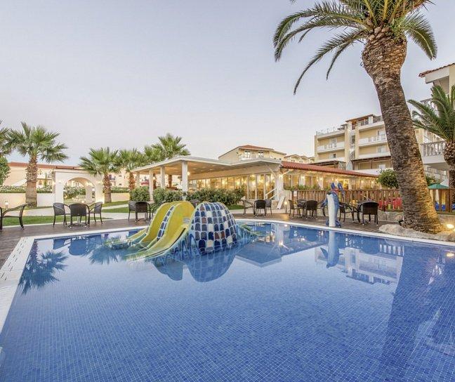 Hotel Galaxy Beach Resort, Griechenland, Zakynthos, Laganas, Bild 1