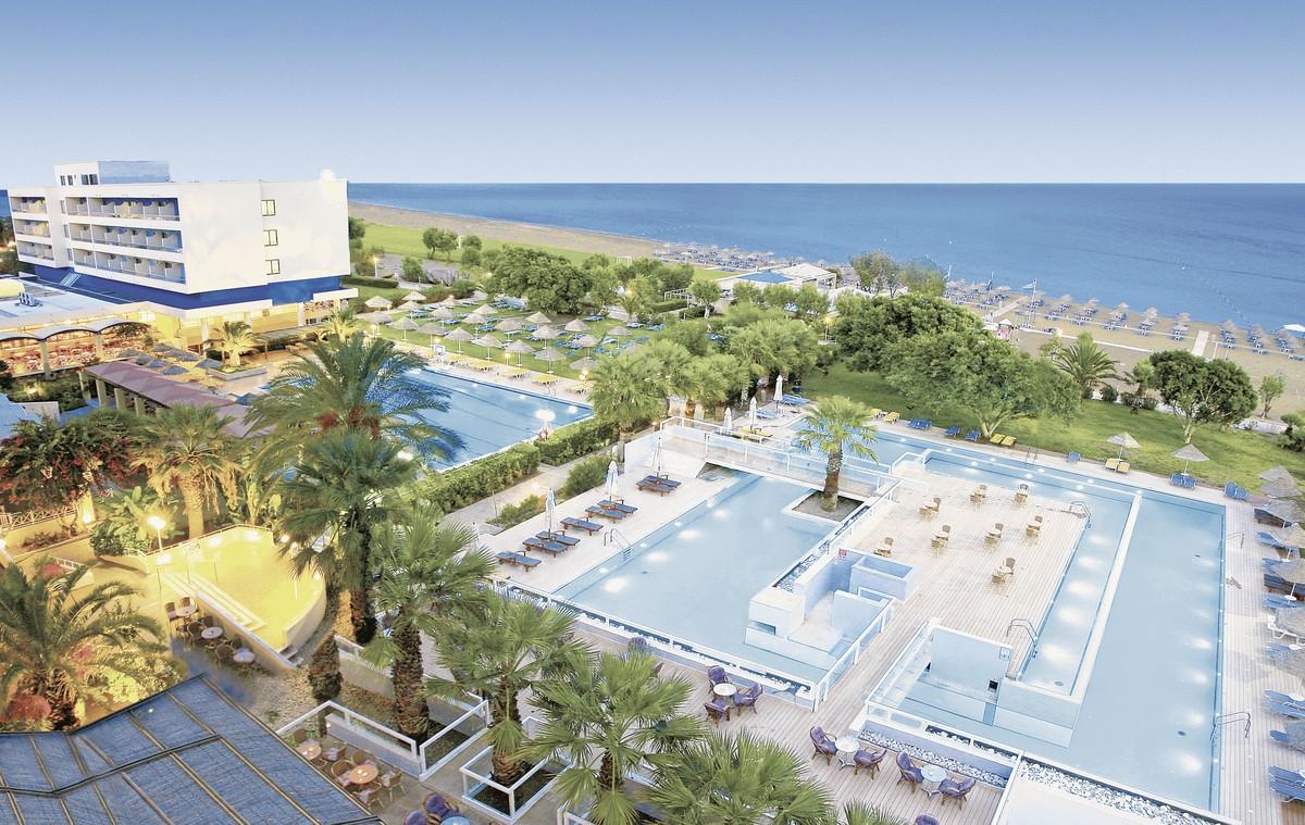 Hotel Blue Sea Beach Resort, Griechenland, Rhodos, Faliraki, Bild 1