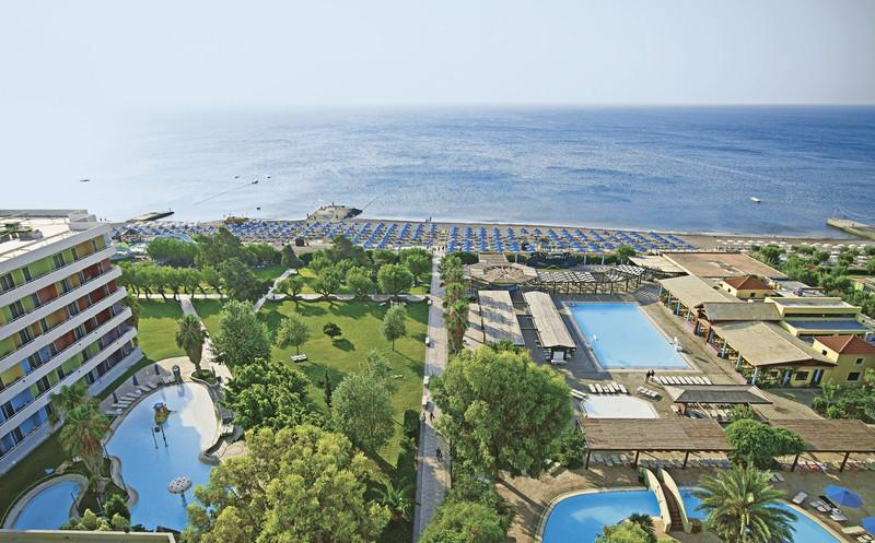 Hotel Esperides Beach, Griechenland, Rhodos, Faliraki, Bild 1