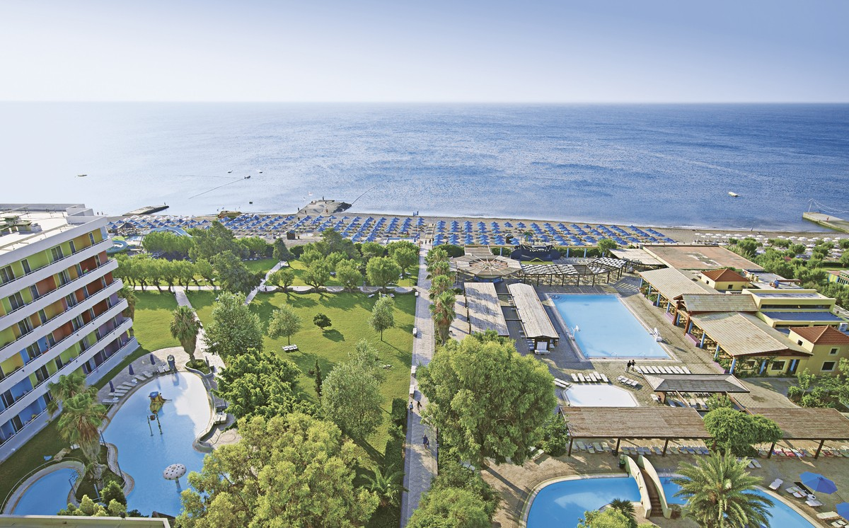 Hotel Esperides Beach, Griechenland, Rhodos, Faliraki