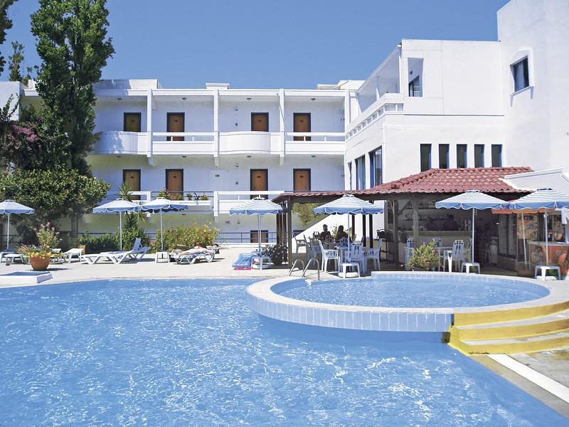 Hotel Danae, Griechenland, Rhodos, Faliraki, Bild 1