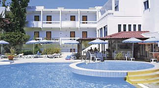 Hotel Danae, Griechenland, Rhodos, Faliraki