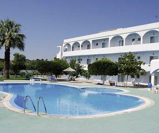 Hotel Pension Manos, Griechenland, Rhodos, Faliraki, Bild 1