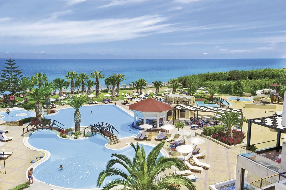 Hotel D´Andrea Mare Beach, Griechenland, Rhodos, Ialysos, Bild 1