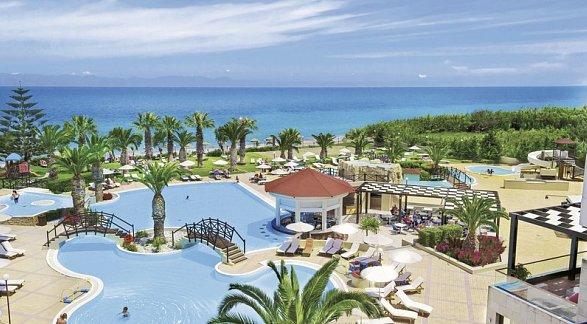 Hotel D´Andrea Mare Beach, Griechenland, Rhodos, Ialyssos, Bild 1