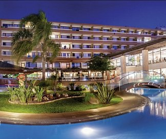 Hotel Oceanis Beach, Griechenland, Rhodos, Ixia, Bild 1