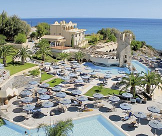 Hotel Cooee Lindos Royal, Griechenland, Rhodos, Lindos, Bild 1