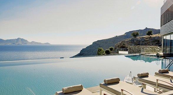 Hotel Lindos Blu, Griechenland, Rhodos, Lindos, Bild 1