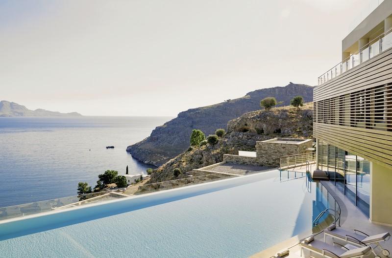 Hotel Lindos Blu, Griechenland, Rhodos, Lindos