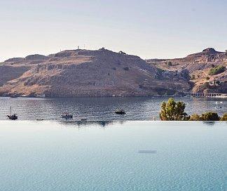 Hotel Lindos Grand Resort & Spa, Griechenland, Rhodos, Lindos, Bild 1