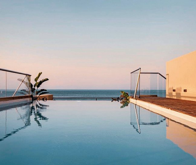 Hotel Cooks Club More Meni City Beach Rhodes, Griechenland, Rhodos, Rhodos-Stadt, Bild 1