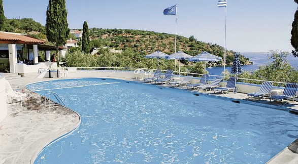 Hotel Kerveli Village, Griechenland, Samos, Kerveli-Bucht, Bild 1