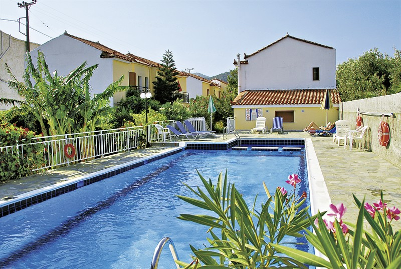 Hotel Christinangela, Griechenland, Samos, Kokkari