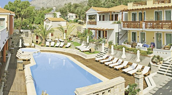 Hotel Sirena Residence & Spa, Griechenland, Samos, Votsalakia-Kampos, Bild 1