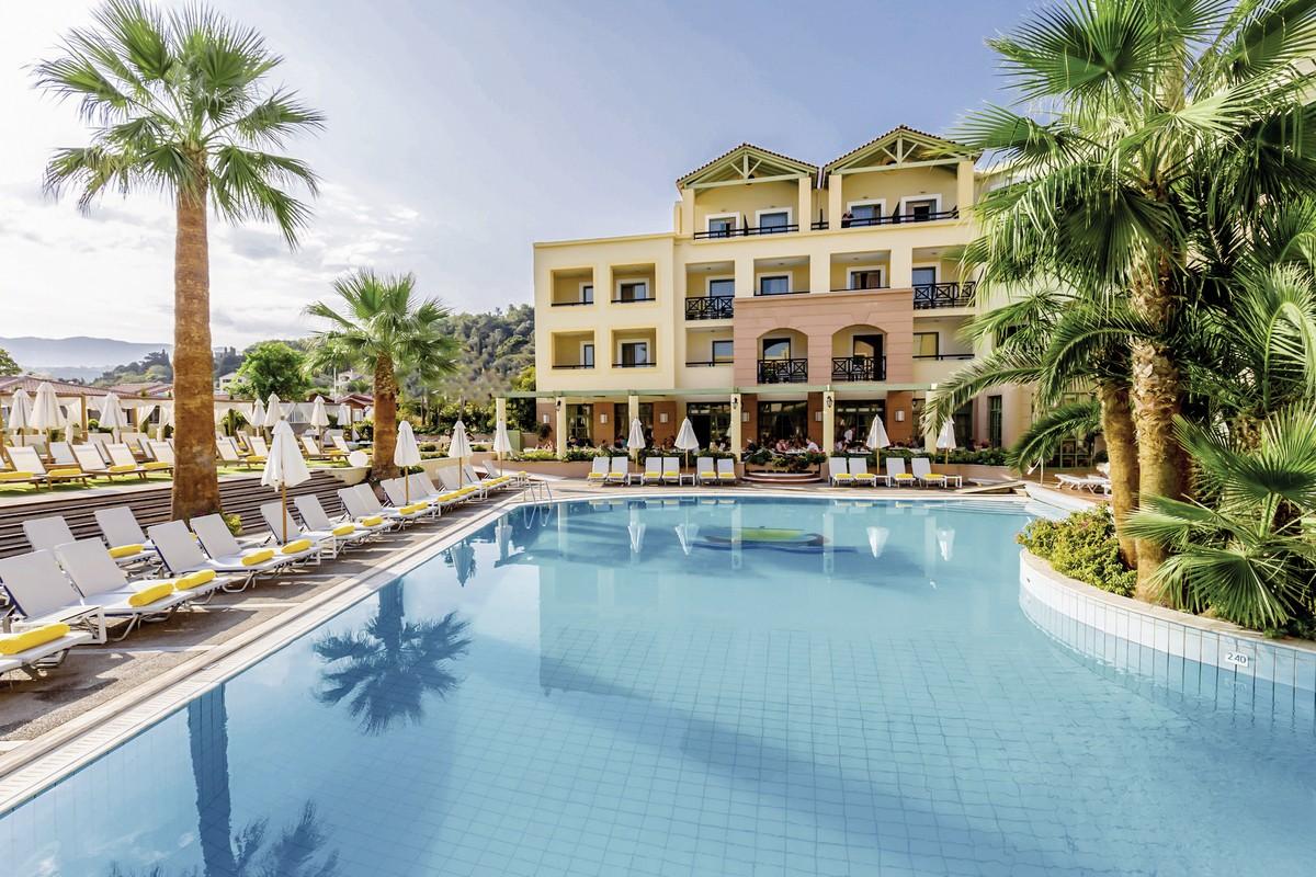 Hotel Samaina Inn, Griechenland, Samos, Karlovasi, Bild 1