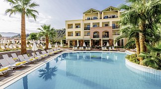Hotel Samaina Inn, Griechenland, Samos, Karlovasi