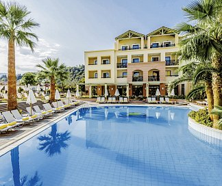 Hotel Samaina Inn, Griechenland, Samos, Karlovassi, Bild 1