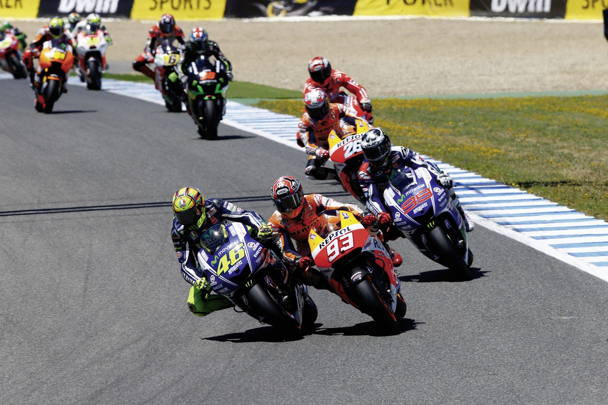 MotoGP: San Marino, Italien, Rimini/Pesaro, Bild 1