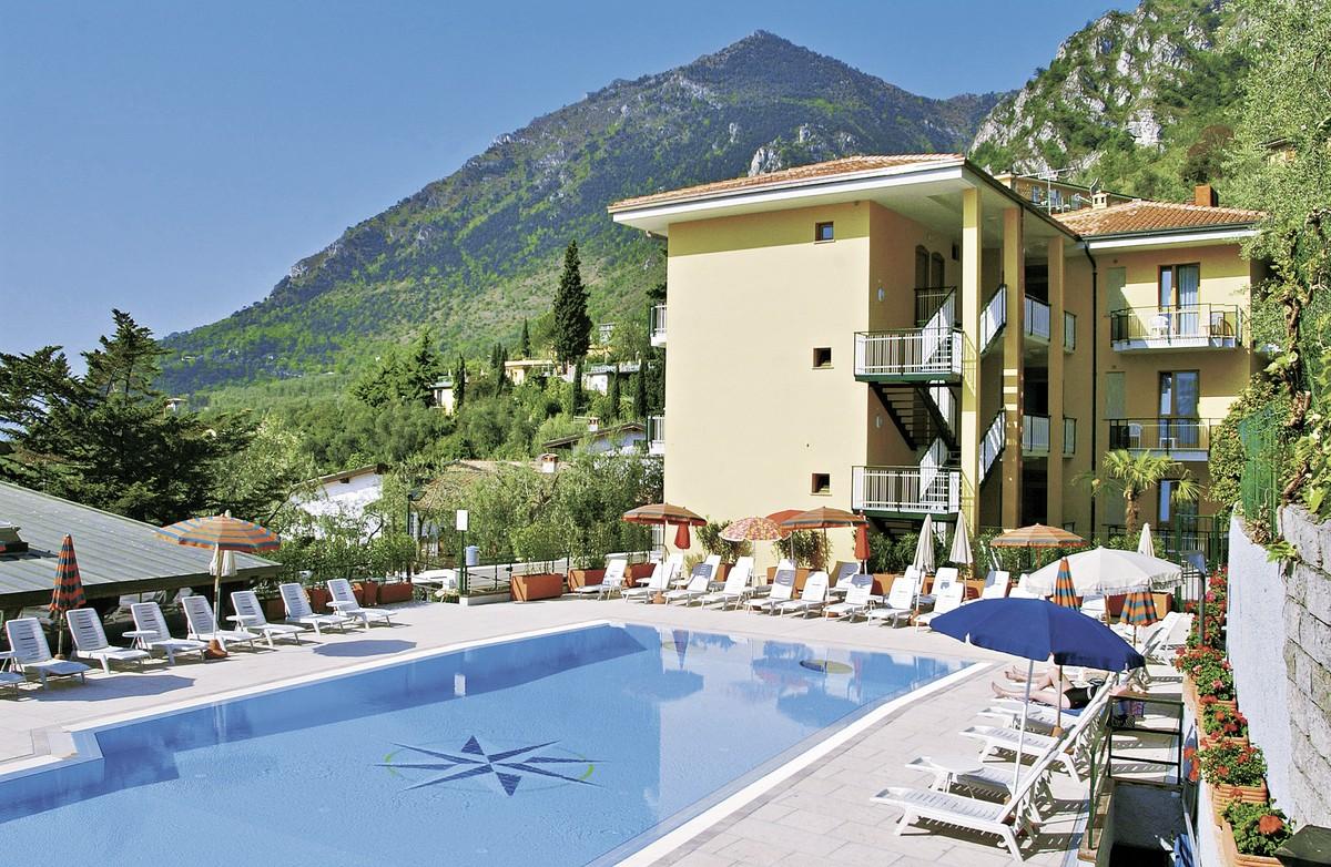 Hotel Florida, Italien, Oberitalienische Seen & Gardasee, Limone sul Garda, Bild 1