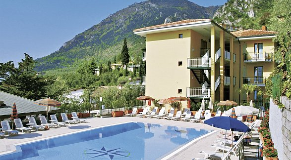 Hotel Florida, Italien, Gardasee, Limone sul Garda, Bild 1