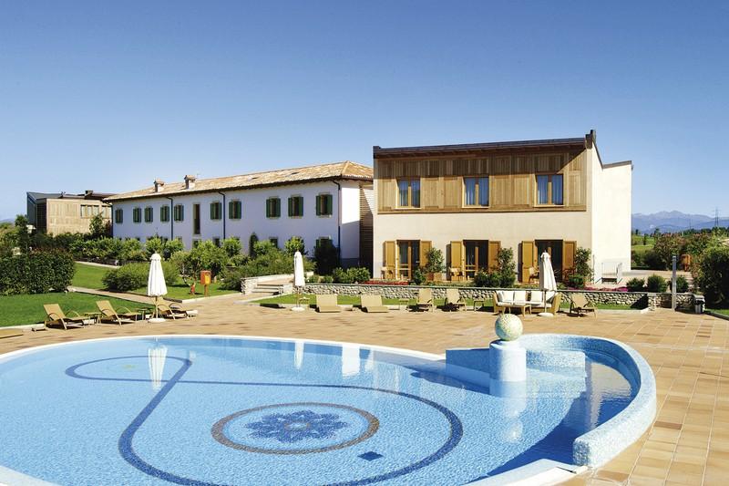 Active Hotel Paradiso & Golf, Italien, Oberitalienische Seen & Gardasee, Castelnuovo del Garda, Bild 1
