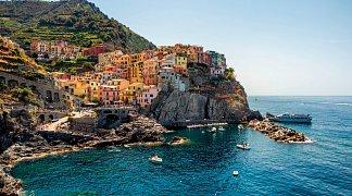 Cinque Terre Rundreise, Italien, Marina di Piestrasanta