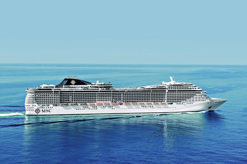 Kreuzfahrt MSC Divina: Transatlantik, Kreuzfahrt, Genua/Miami, Bild 1