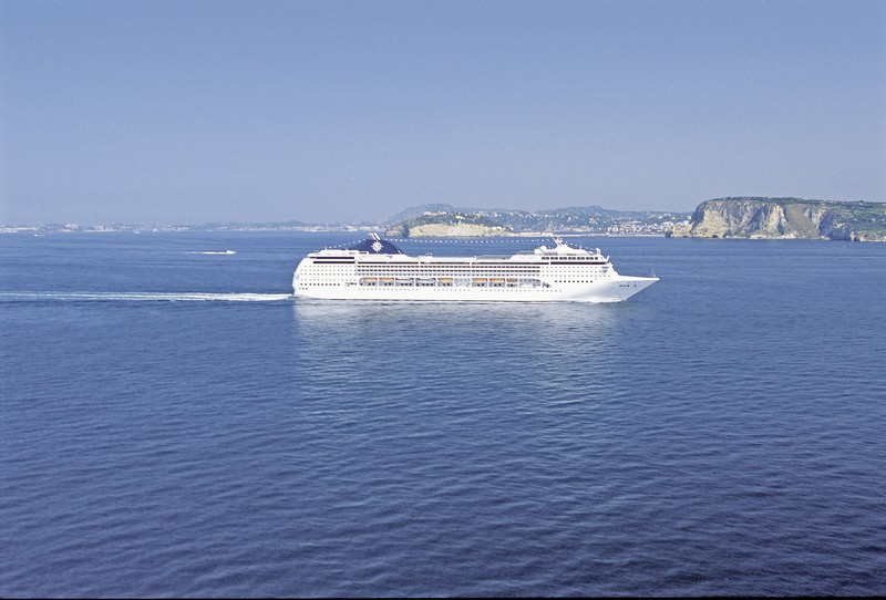 Kreuzfahrt MSC Opera: Mittelmeer West, Kreuzfahrt, Genua, Bild 1